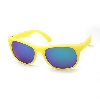 Kiddus - Gafa de Sol niño niña | CAMBIAN DE Color con Sol Y Sombra | 100% UV400 Proteccion Ojos | Edad 6 a 12 años Kids Infantil Junior niños