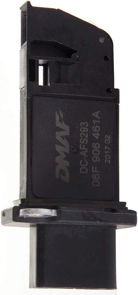 LSAILON MAF Mass Air Flow Sensor 06F 906 461A 06D 906 461 fit for 2006-2013 Audi A3 Quattro 2.0L 2007-2010 Audi TT 2.0L 2006-2010 Volkswagen Passat 2.0L