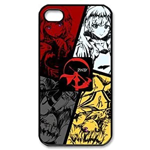 Pink Ladoo? iphone 4 4s Case Phone Cover Hard Plastic Rwby Sexy Girls and