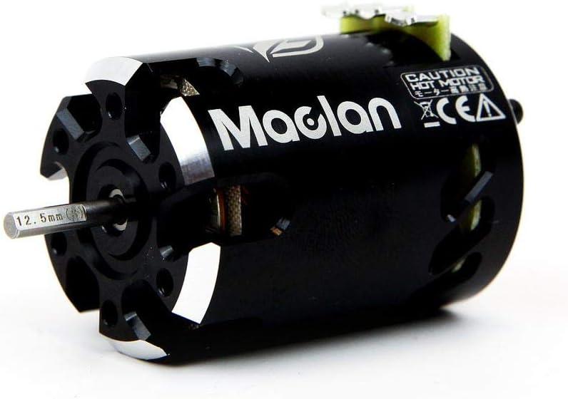 Maclan Racing MCL1015 Maclan MRR 13.5T Sensored Competition Motor, Brown/A 512BVYVsvbQLSL1280_