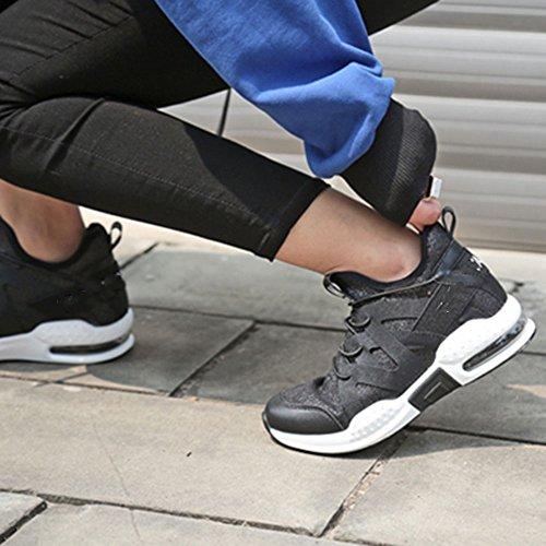 Primavera mujer Espesor de Zapatos Elegir Ocio y de Zapatos Colores Zapatos Serie Correr Para Verano Para de 02 Grueso Nan Cuatro Malla de Transpirable Sqtwc0d5