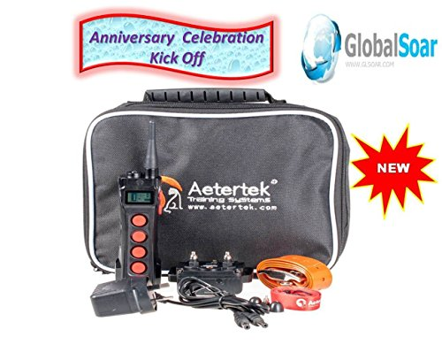 Aetertek 919C-1 1100 Yard 10 Level 1 Dog Training Anti Bark & Waterproof Collar Review