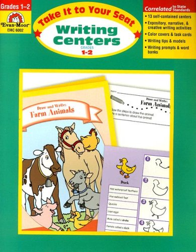 Read Online Take It to Your Seat Writing Centers, Grades 1-2 pdf