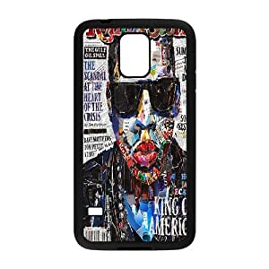 Band Poster The Rolling Stones Hard Plastic phone Case Cover For Samsung Galaxy S5 ART178389