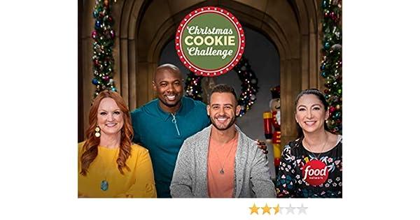 Christmas Cookie Challenge.Amazon Com Watch Christmas Cookie Challenge Season 2