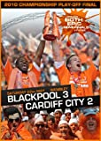 Blackpool FC - 2010 Championship Playoff Final - Blackpool 3 Cardiff City 2 [DVD]
