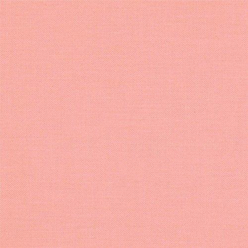 Robert Kaufman Fabrics Kona Cotton Solid Primrose Pink (Pink Kona Cotton Fabric)