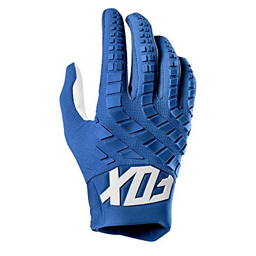 2019 Fox Racing 360 Gloves-Blue-XL