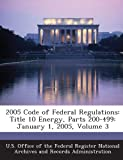 2005 Code of Federal Regulations, , 1287287158