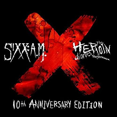 Price comparison product image The Heroin Diaries Soundtrack 10th Anniversary Edition (CD/DVD)