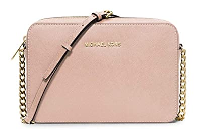 9ee249c5d7e108 MICHAEL Michael Kors Women's Jet Set Cross Body Bag: Amazon.co.uk ...