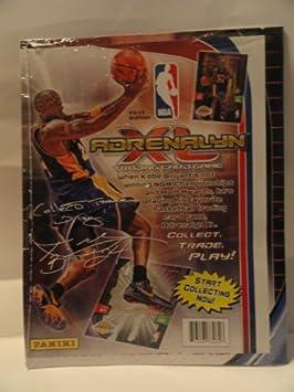 Adrenalyn XL Primera edición de la NBA Juego de Cartas ...