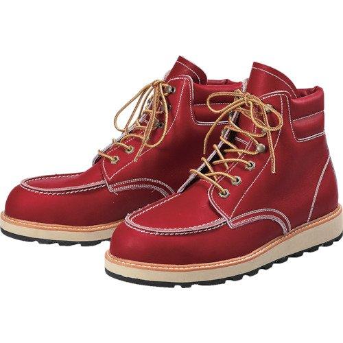 青木安全靴 US-200BW 26.5cm US-200BW-26.5 安全靴(中編上靴・JIS規格品)
