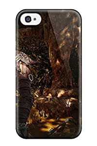 [JrREeAL2811lWfJN]premium Phone Case For Iphone 4/4s/ Fable Legends Tpu Case Cover
