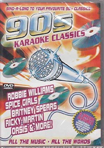 (90's Karaoke Classics [DVD] )