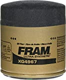 FRAM XG4967 Ultra Synthetic Spin-On Oil Filter with Sure Grip