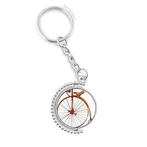 DIYthinker Pasado de Moda de la Bicicleta de Alta Wheeler ...