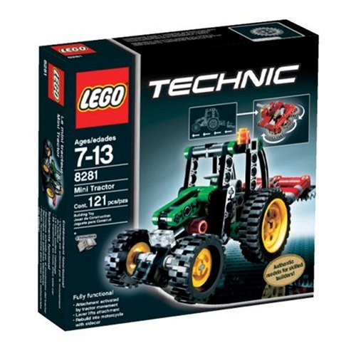 LEGO Technic Mini Tractor