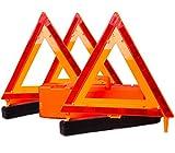 Cartman Warning Triangle DOT Approved (3pk)