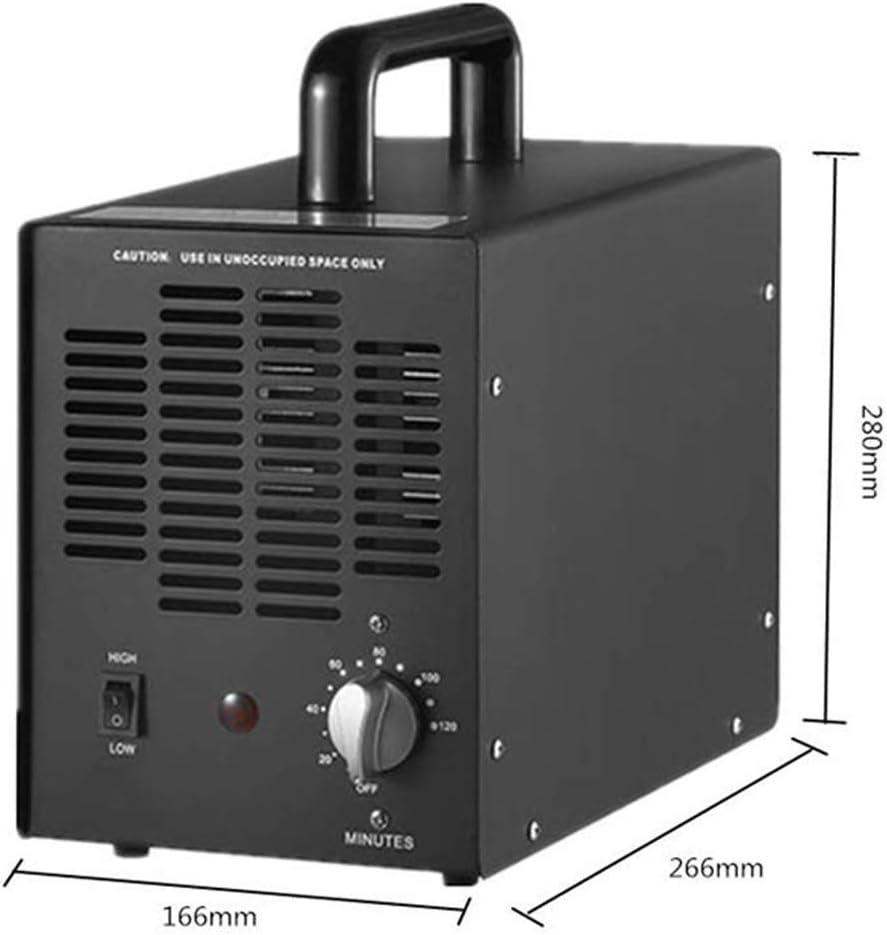 XINJING Generador de ozono Comercial, máquina de desinfección de ...