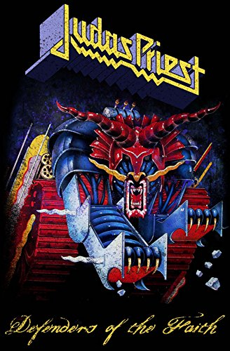 Judas Priest - Defenders Of The Faith Poster Flag