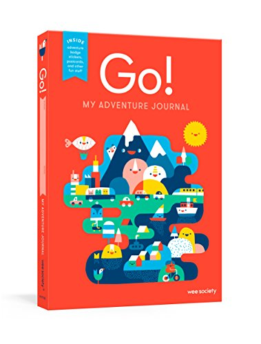 (Go! (Red): A Kids' Interactive Travel Diary and Journal (Wee Society))