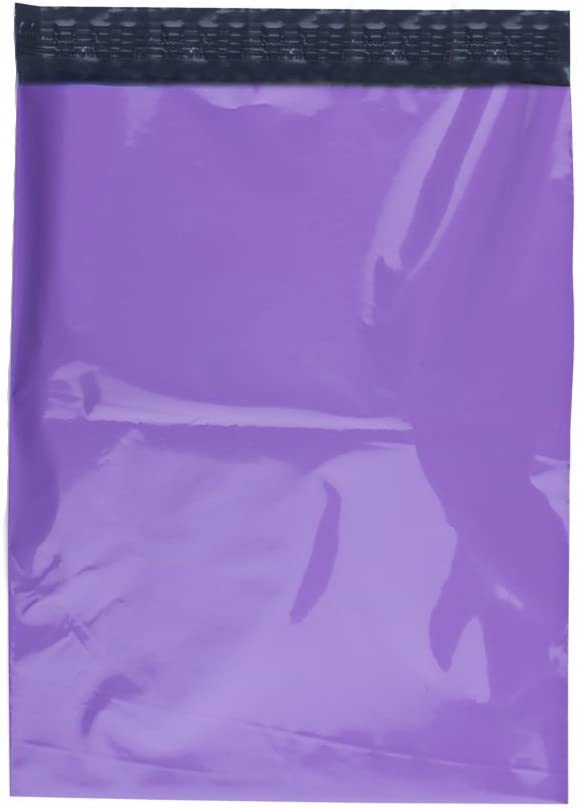 100 10x13 Purple Poly Mailers Shipping Envelopes Bags 512BVges8KvL