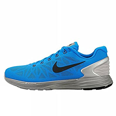 low priced 45b02 d15e5 NIKE Lunarglide 6 Flash 683651 400 Mens Running: Amazon.co ...