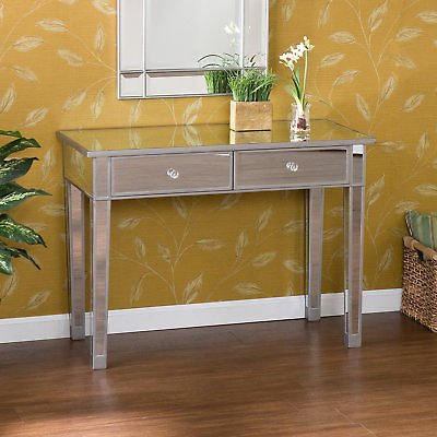 Willa Arlo Interiors Kylie 2 Drawer Elegant Console Table