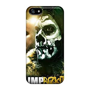 Best Hard Phone Cover For Iphone 5/5s With Unique Design High Resolution Papa Roach Series TimeaJoyce