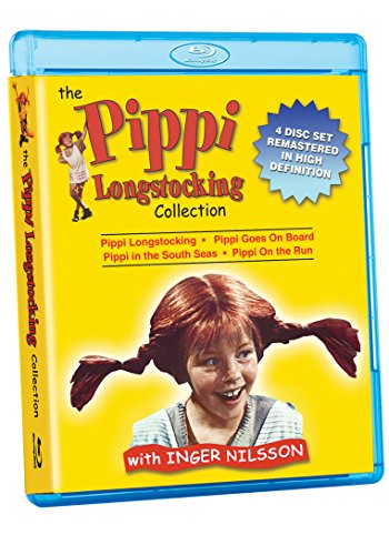 - The Pippi Longstocking Collection [Blu-ray]