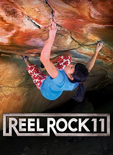 Reel Rock 11 Blu-Ray Climbing DVD with FREE M-16 Climbing Brush