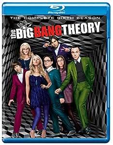 The Big Bang Theory  - Complete Season 6 [Edizione: Regno Unito] [Reino Unido] [Blu-ray]