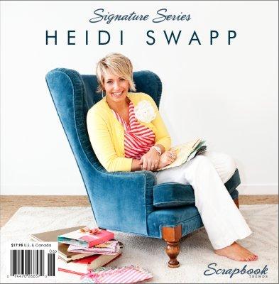 Signature Series Magazine By Northridge Publishing-Heidi Swapp