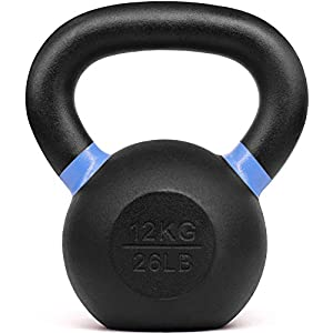 Well-Being-Matters 51%2BVjpld3KL._SS300_ Yes4All Powder Coated Kettlebells – 4, 6, 8, 10, 12, 14, 16, 20, 24, 32, 40kg
