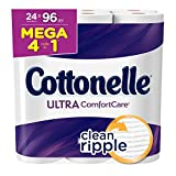 Cottonelle Ultra Comfortcare Toilet Paper, Bath Tissue, 308 Count