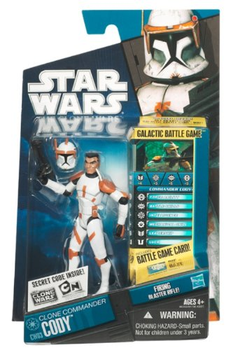 Star Wars The Clone Wars Clone Commander Cody ()