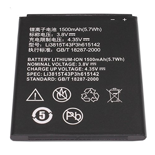 zte prelude phone battery - 3