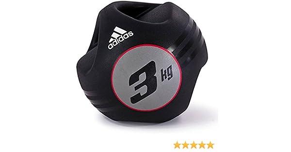 adidas ADBL-10412 Balón Medicinal, Unisex, Negro, 3 kg: Amazon.es ...