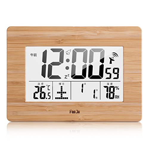 FanJu 디지털 알람 시계 FJ3530