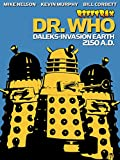 DVD : RiffTrax: Dr. Who Daleks' Invasion Earth 2150 A.D.