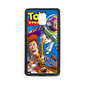 Samsung Galaxy Note 4 Cell Phone Case Black_Disneys Toy Story_001 M1L3H