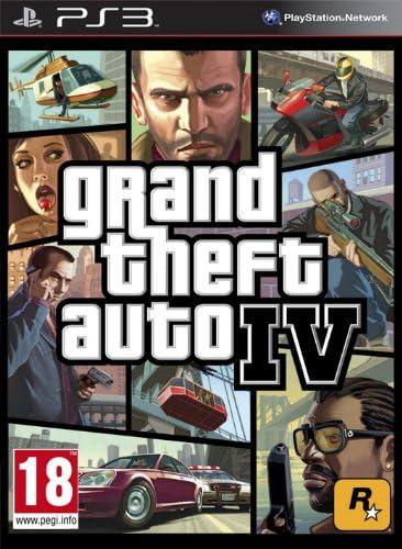 Grand Theft Auto IV: Amazon.es: Videojuegos