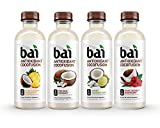 Bai Cocofusions Antioxidant Infused Beverages offer a full kick of flavor and hydration without the excess sugar and calories. Delectable fruit-and-coconut-flavored water delivers a taste of sunshine in every sip, with only 5 calories and 1 g...