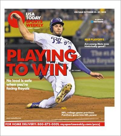 - Sports Weekly - Magazine Subscription from MagazineLine (Save 51%)