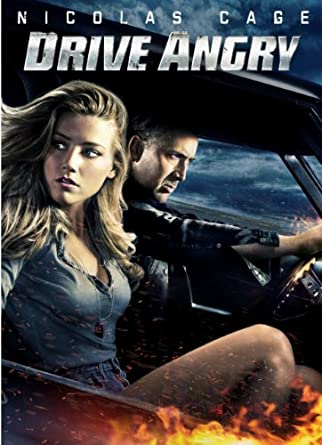Amazon Com Drive Angry Nicolas Cage Amber Heard Charlotte Ross Patrick Lussier Movies Tv
