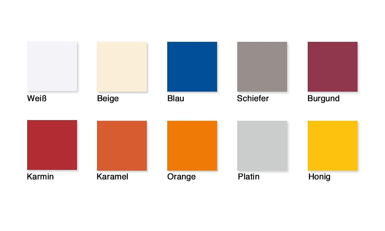 TEMPUR® Jersey-Bezug für SCHLAFKISSEN Sonata S/M schiefer: Amazon.de ...