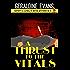 A Thrust to the Vitals (Rafferty & Llewellyn Book 10)