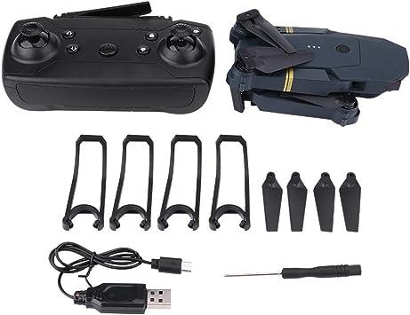 Opinión sobre Alomejor 2.4G 4CH Plegable Portátil Quadcopter FPV WiFi Cámara Ajustable Aplicación Control Drone