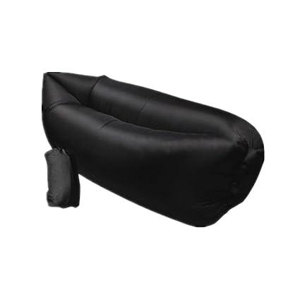 Mad sorrow Cama Inflable al Aire Libre Playa Saco de Dormir Coche Inflable Amortiguador portátil sofá